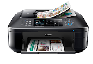 is a Done inwards One amongst fax that provide character impress adequately Canon PIXMA MX370 Driver Download