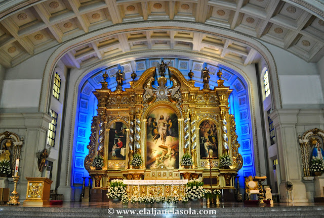 Parish of St. James the Great | Metro Manila