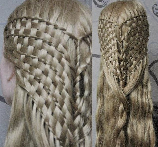 Basket braids video tutorials  The HairCut Web