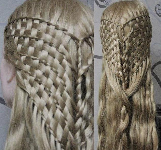 Basket braids video tutorials! - The HairCut Web