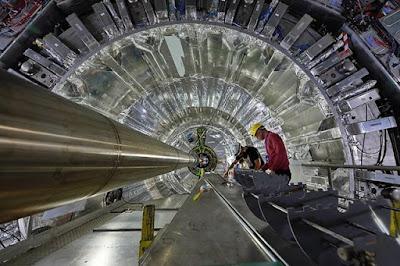 Ottenuta prima impronta HD particella antimateria