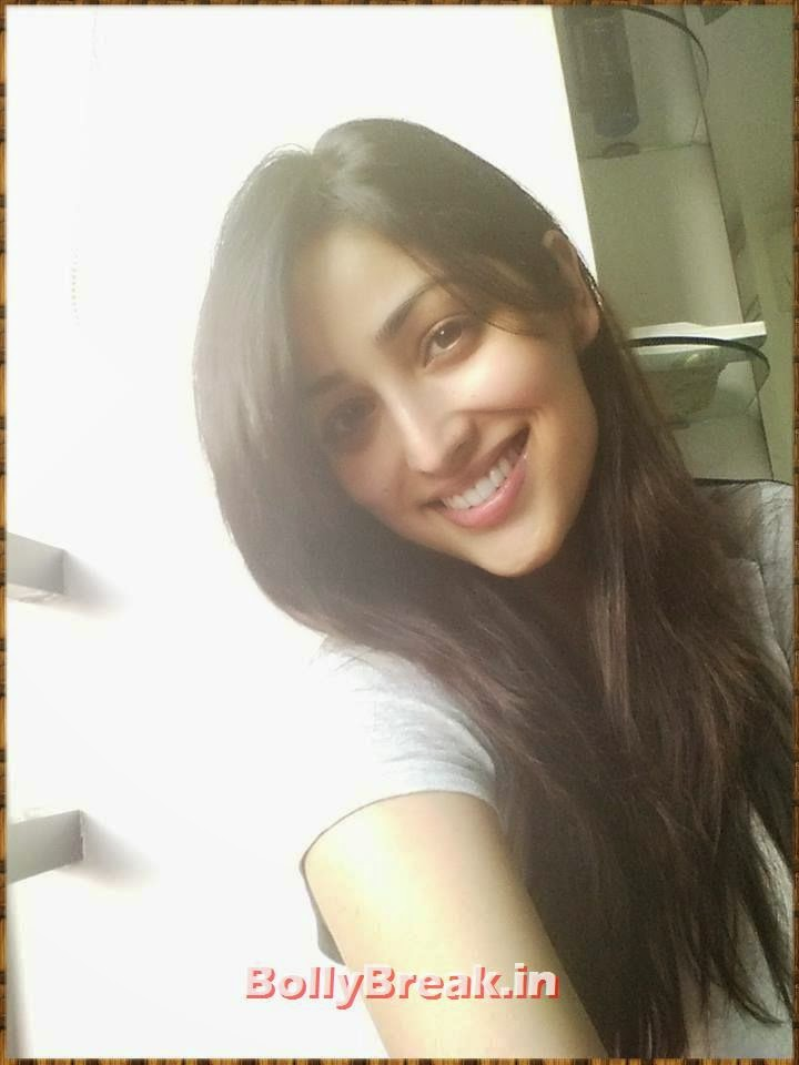 , Yami Gautam Unseen Personal Photos without Makeup
