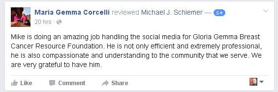 mike schiemer consulting facebook review