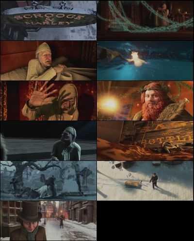 A Christmas Carol (2009) Gujarati - English Full Movie Download
