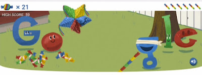 Google Doodle Magic Cat Academy