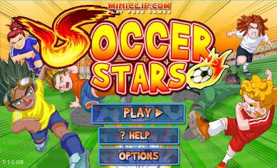 Juego Soccer Stars