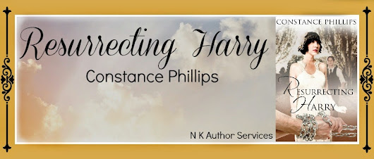 Resurrectng Haryy by Contance Phillips