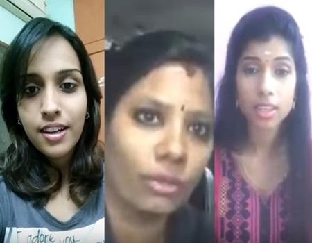 Peta member Radha rajan blast by Tamilzhachi