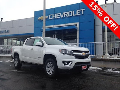 July Truck Month Deals at Emich Chevrolet Lakewood Colorado