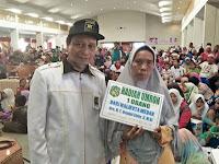"Farida Hanum, Pemenang Umroh di Milad ke 19 PKS : ""Terimakasih PKS, Semoga Pak Eldin Lanjut Jadi Walikota"""