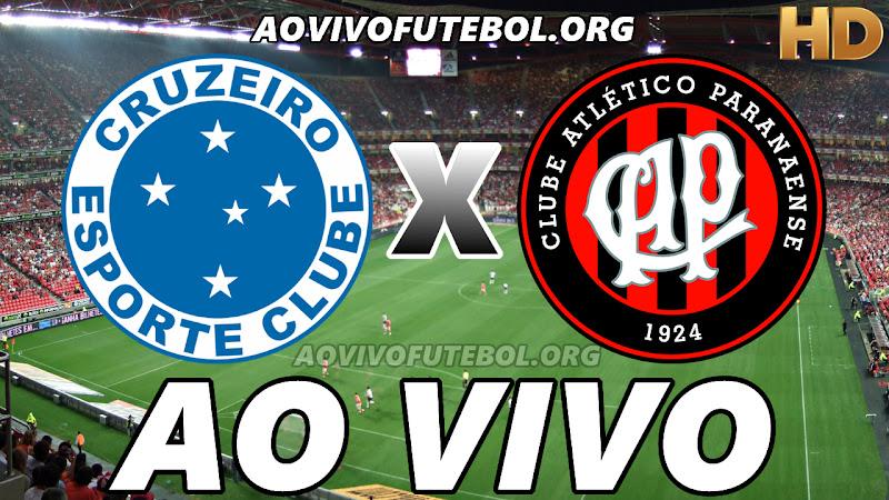 Cruzeiro x Atlético Paranaense Ao Vivo Hoje em HD