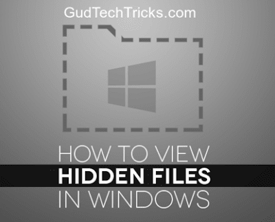 how-to-show-hidden-files-in-windows-10