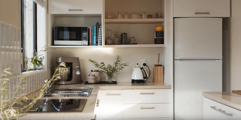Home Interior Design Tour vs. 18A Bracken Street, Arrowtown, Queenstown, Otago