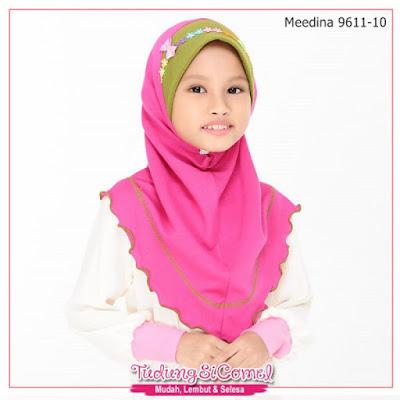 Tudung Meedina Untuk anak berusia 6 bulan - 9 tahun
