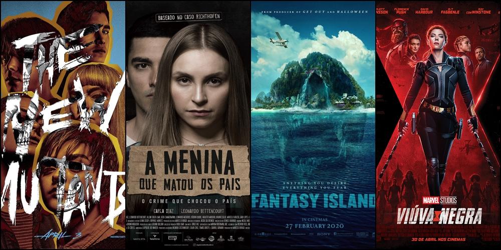 Os filmes mais esperados do mês de abril