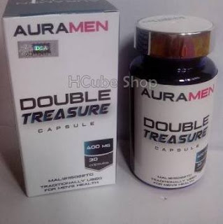 AURAMEN DOUBLE TREASURE CAPSULE