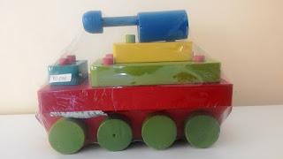 Balok Tank