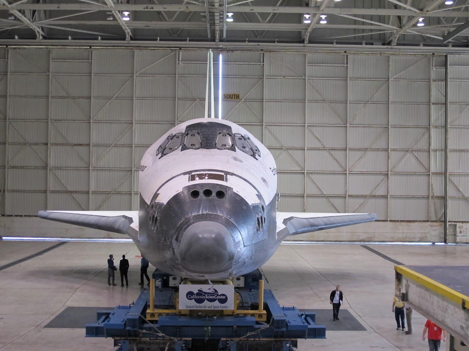 space shuttle endeavour size - photo #6