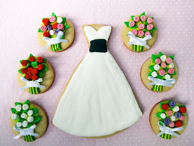 %name Wedding Cookies...!