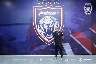 Biodata Penuh Ulisses Morais Jurulatih Baru Pasukan JDT FC