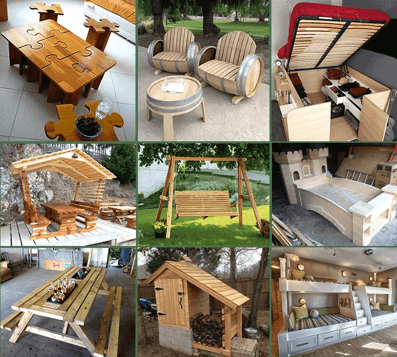 WOODCRAFT PROJECT IDEAS 2018   Wood Craft Project Ideas