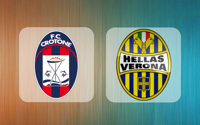 Crotone vs Verona Full Match & Highlights 27 August 2017