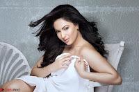 Nikeesha Patel in White Short Dress ~ Exclusive Celebrity Galleries 001.jpg