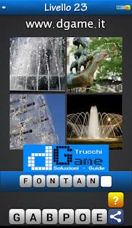 PACCHETTO 7 Soluzioni Trova la Parola - Foto Quiz con Immagini e Parole livello 23