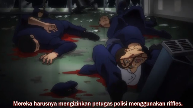 Baki Episode 06 Subtitle Indonesia