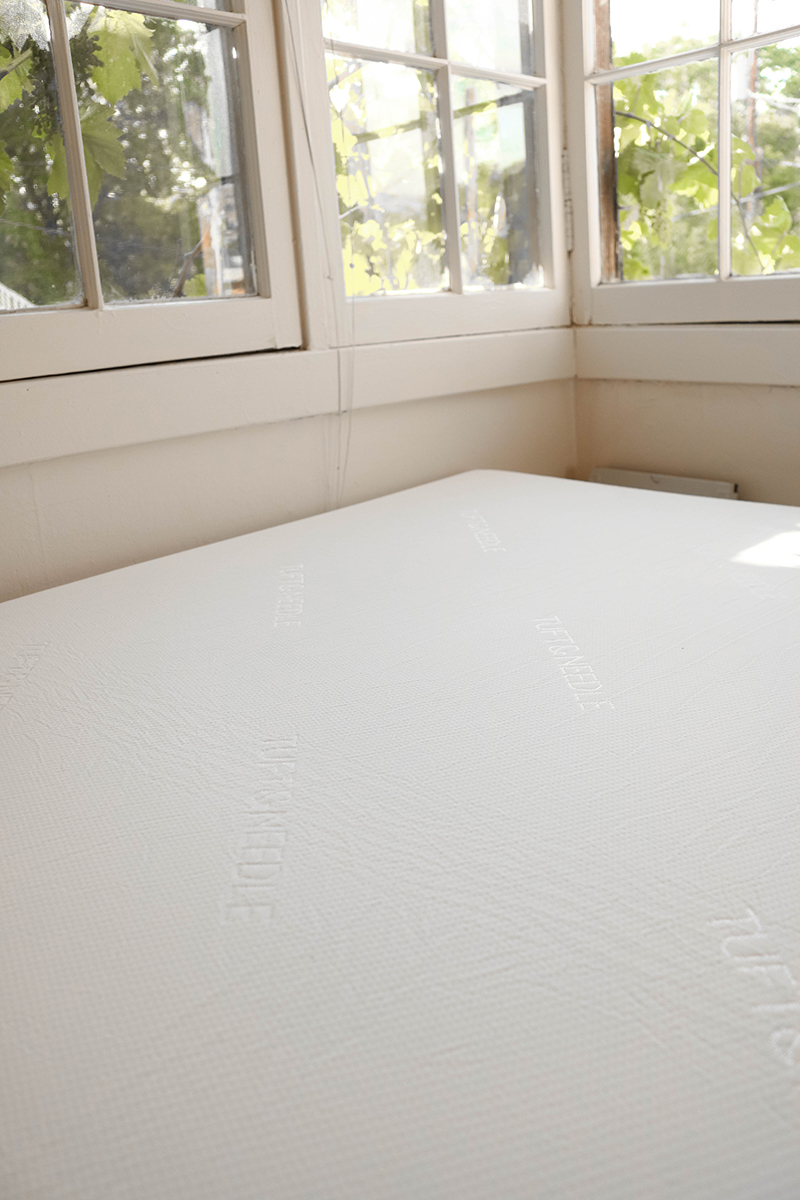 foam mattress pad, new bed, quality bedding
