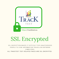 English test SSL encrypted