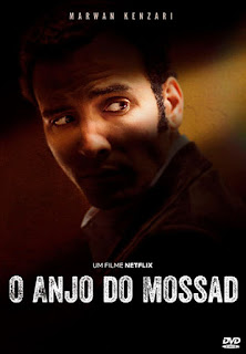 O Anjo do Mossad - HDRip Dual Áudio