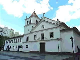 Pateo do Collegio - Local Onde São Paulo Foi Fundada