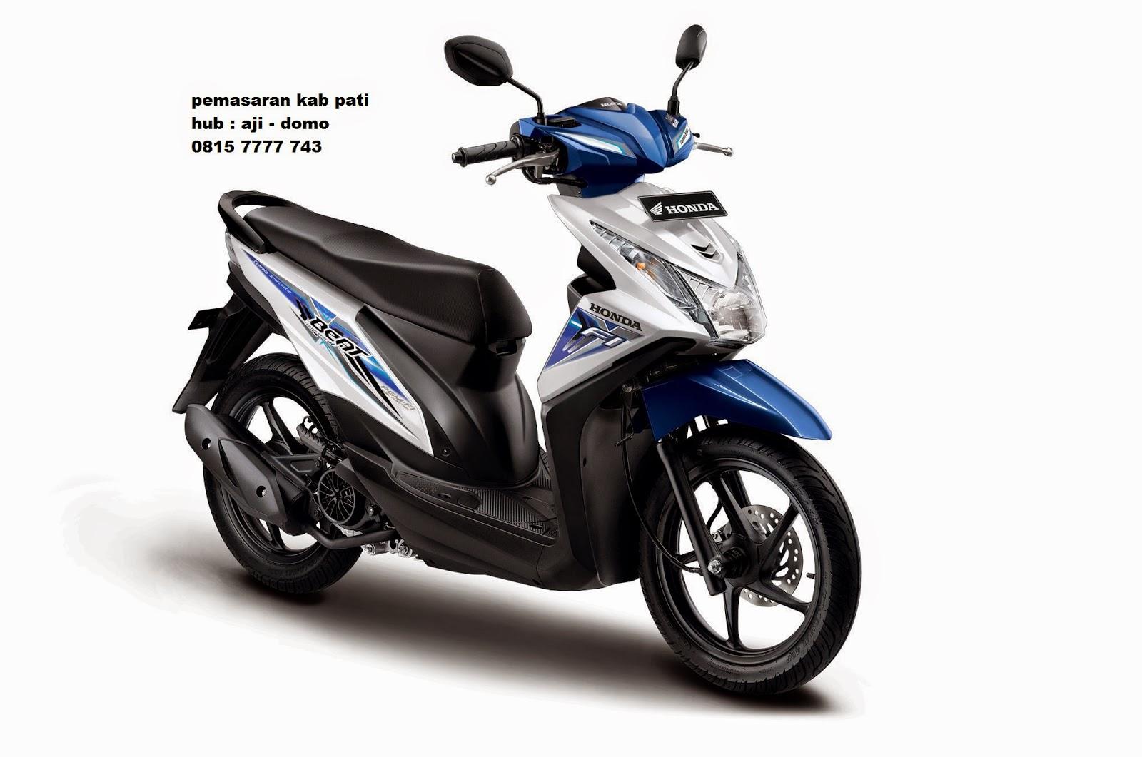Cashkredit Motor Beat Esp Cw Daftar Harga Terkini Dan Terlengkap All New Sporty Cbs Iss Soul Red White Kudus Honda