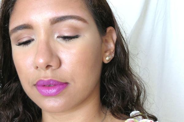 bronze glow makeup how to