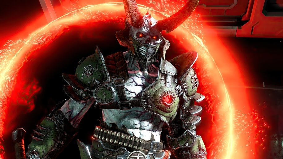 Doom Eternal 4k Wallpaper 7 842