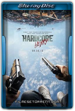 Hardcore - Missão Extrema Torrent 2016 720p e 1080p BluRay Dual Áudio