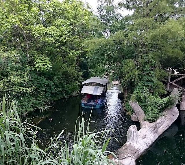 Bootsfahrt Zoo Hannover