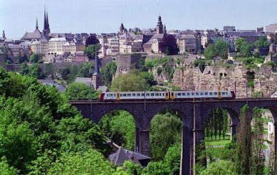 Luxembourg - 12D WONDERFUL WEST EUROPE + SAARBRUCKEN + LUXEMBOURG