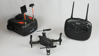 Spesifikasi Drone Eachine EX2 Mini - OmahDrones