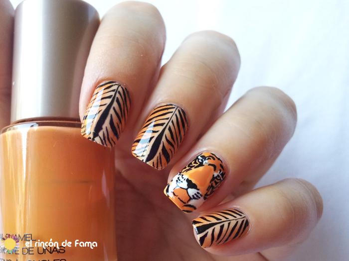Tiger nails   el rincon de fama
