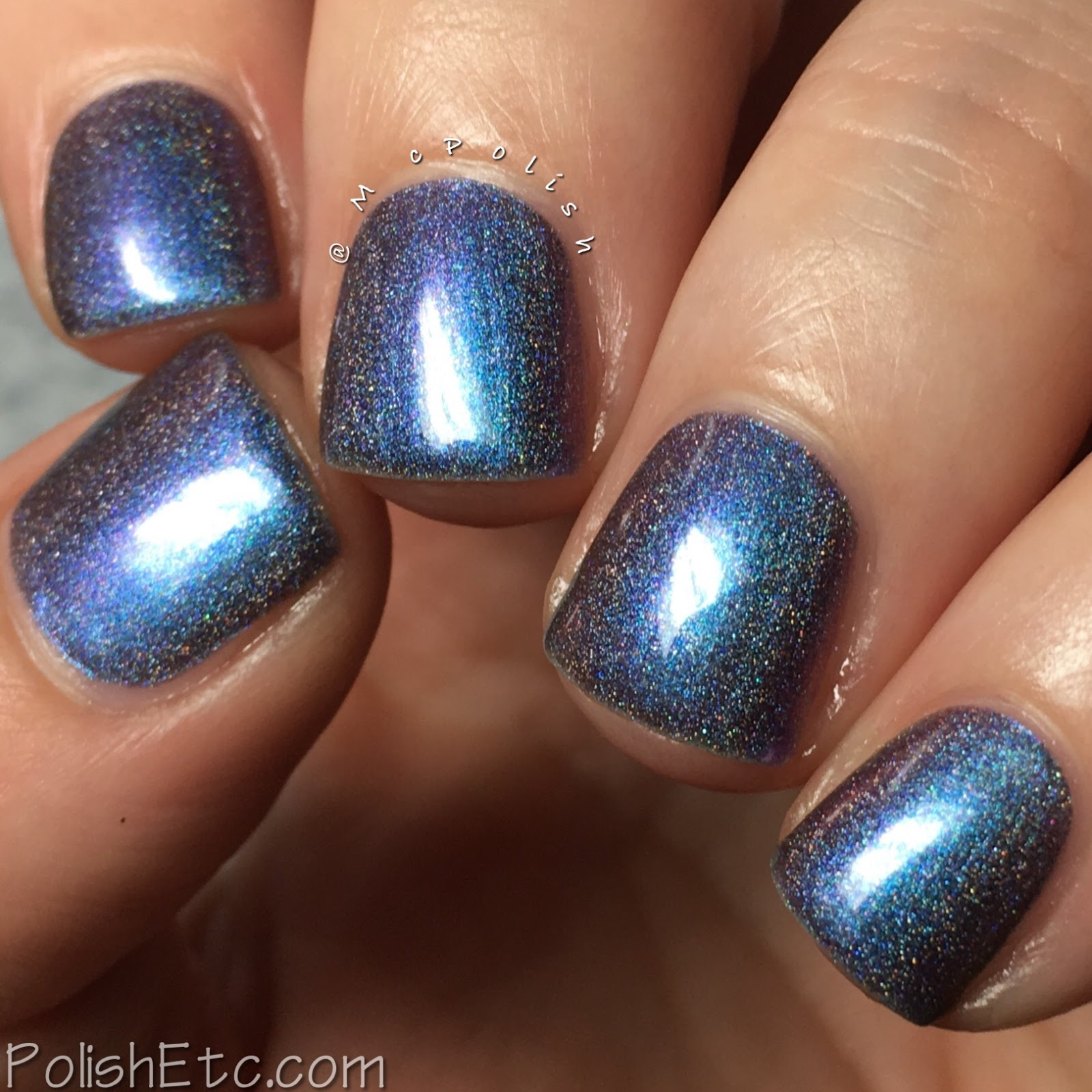 Candy Lacquer - The Twilight Zone Collection - McPolish - The Eye of the Beholder