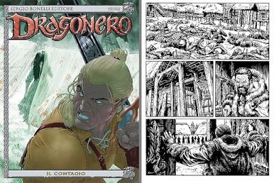 Dragonero #30 - Il contagio