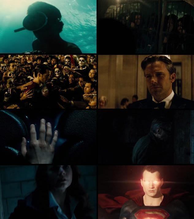 Batman Vs Superman Dawn of Justice 2016 Dual Audio ORG Hindi 480p BluRay