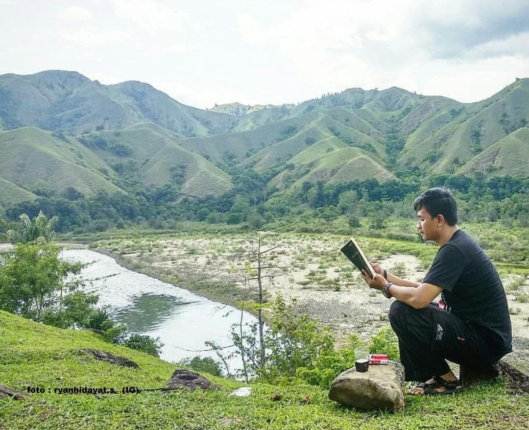 [FOTO] Pesona Wisata Ollon Bonggakaradeng, Surganya Pecinta Alam
