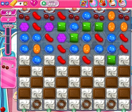 Candy Crush Saga 484
