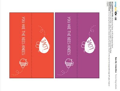 etiquetas para bolsas fiesta amor