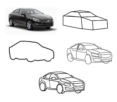 Car Studies and The 8 Minute Challenge