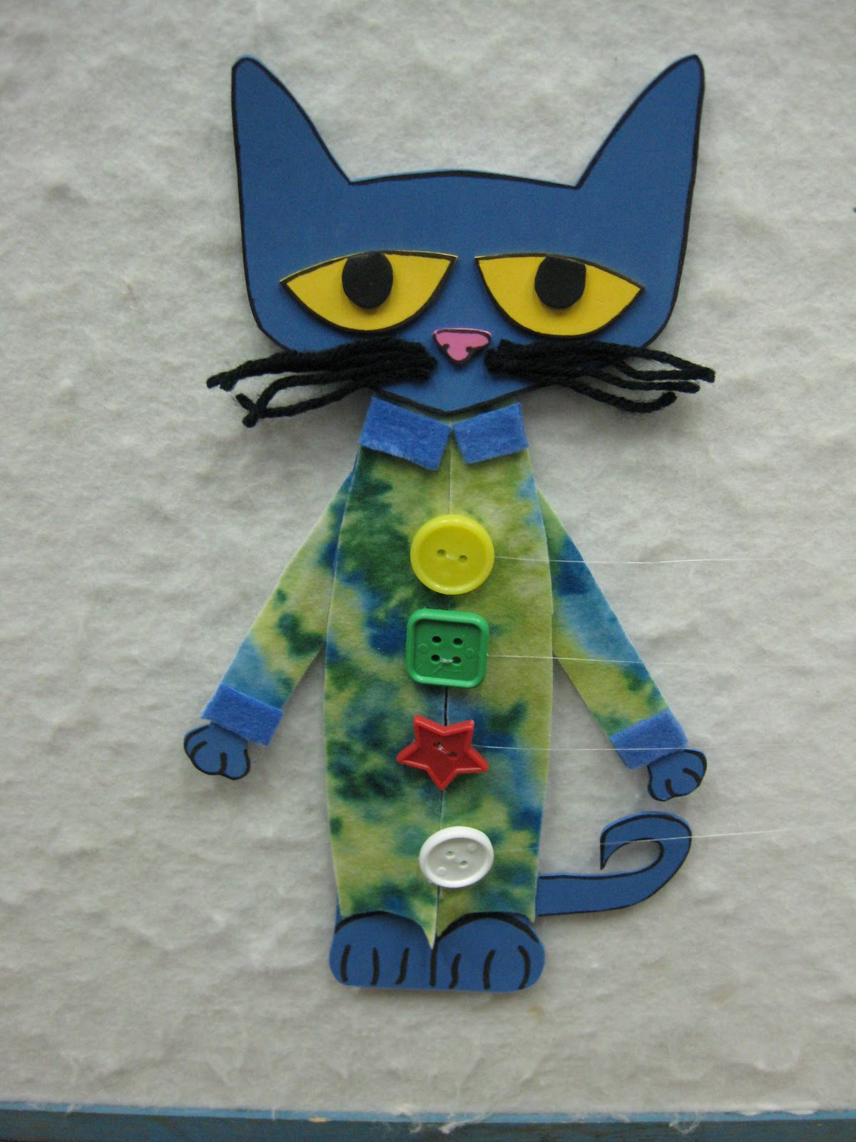 Read It Again Flannel Friday Pete The Cat And His