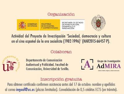 Seminario Interncional de Cine Español 80/90